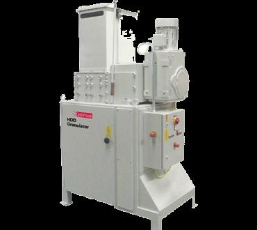 Intimus-HDD-granulator